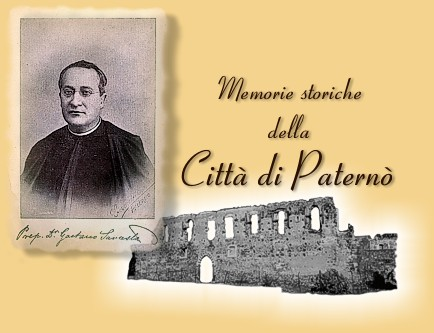 memorie storiche Paternò